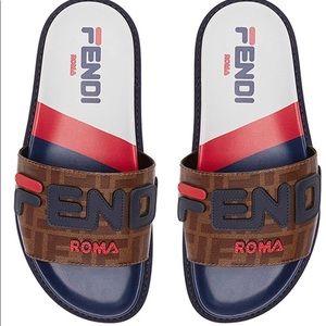 Fendi Media Sliders